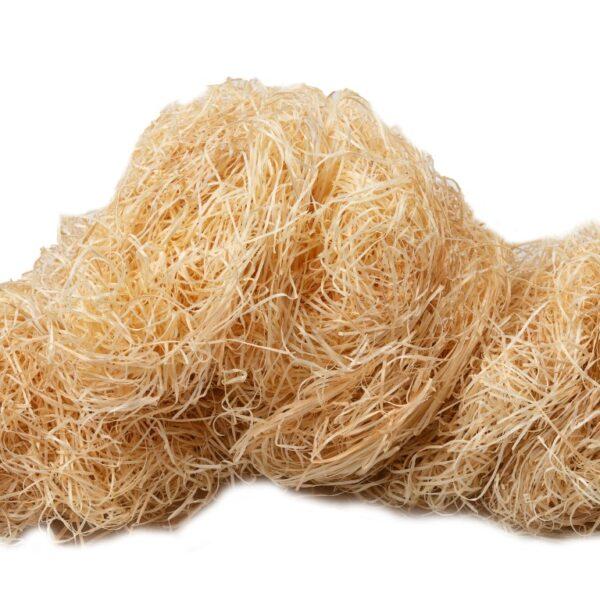 Mulci din lana de lemn BioCover