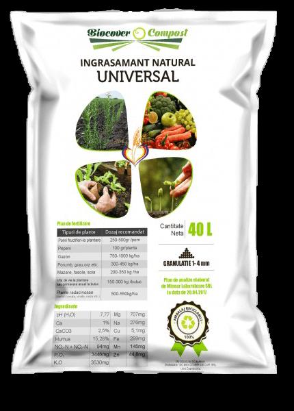 Compost Biocover 40L