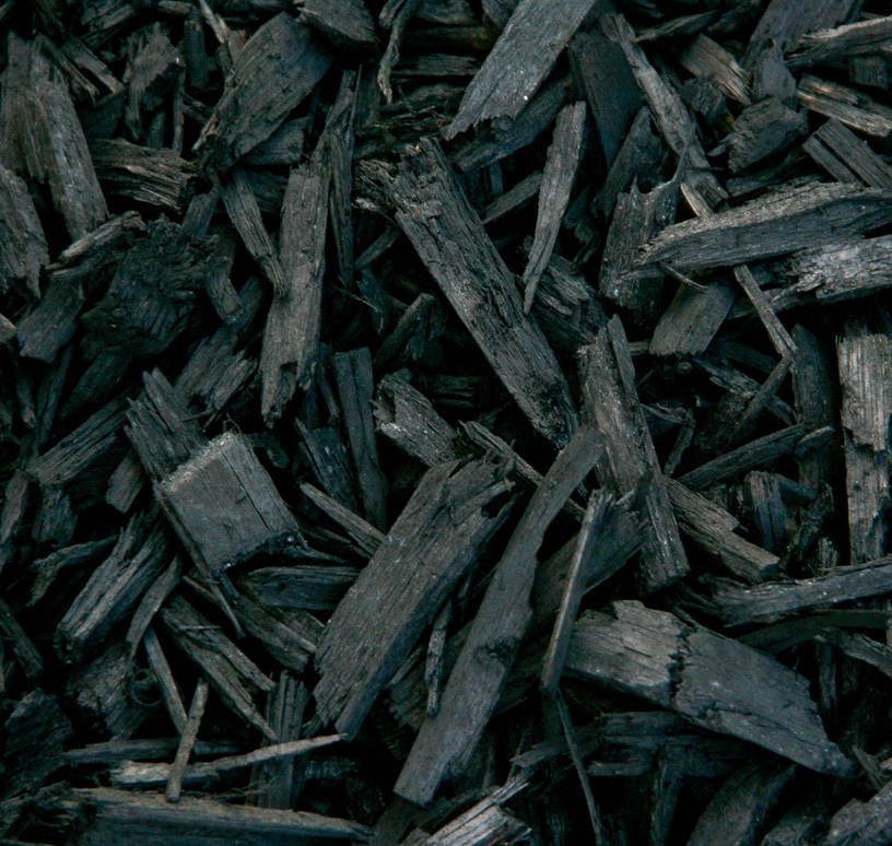 Mulci Negru - 6 saci de 50L