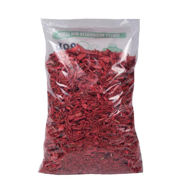 Mulci Rosu Imperial - 3 saci de 20L