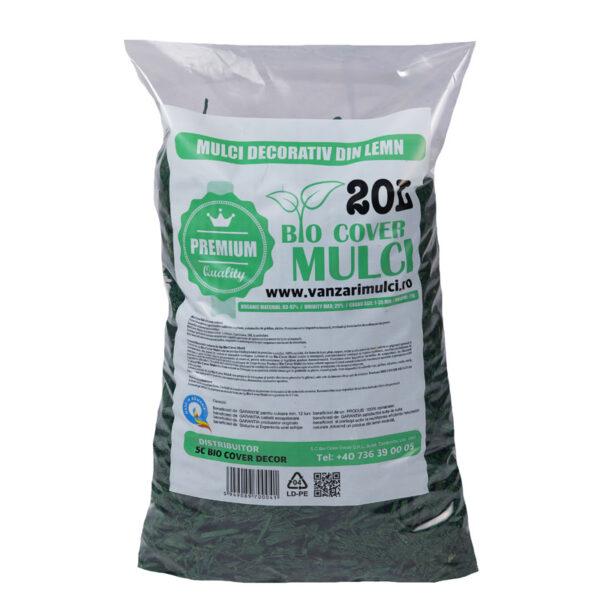 Mulci Verde - 9 saci de 20L